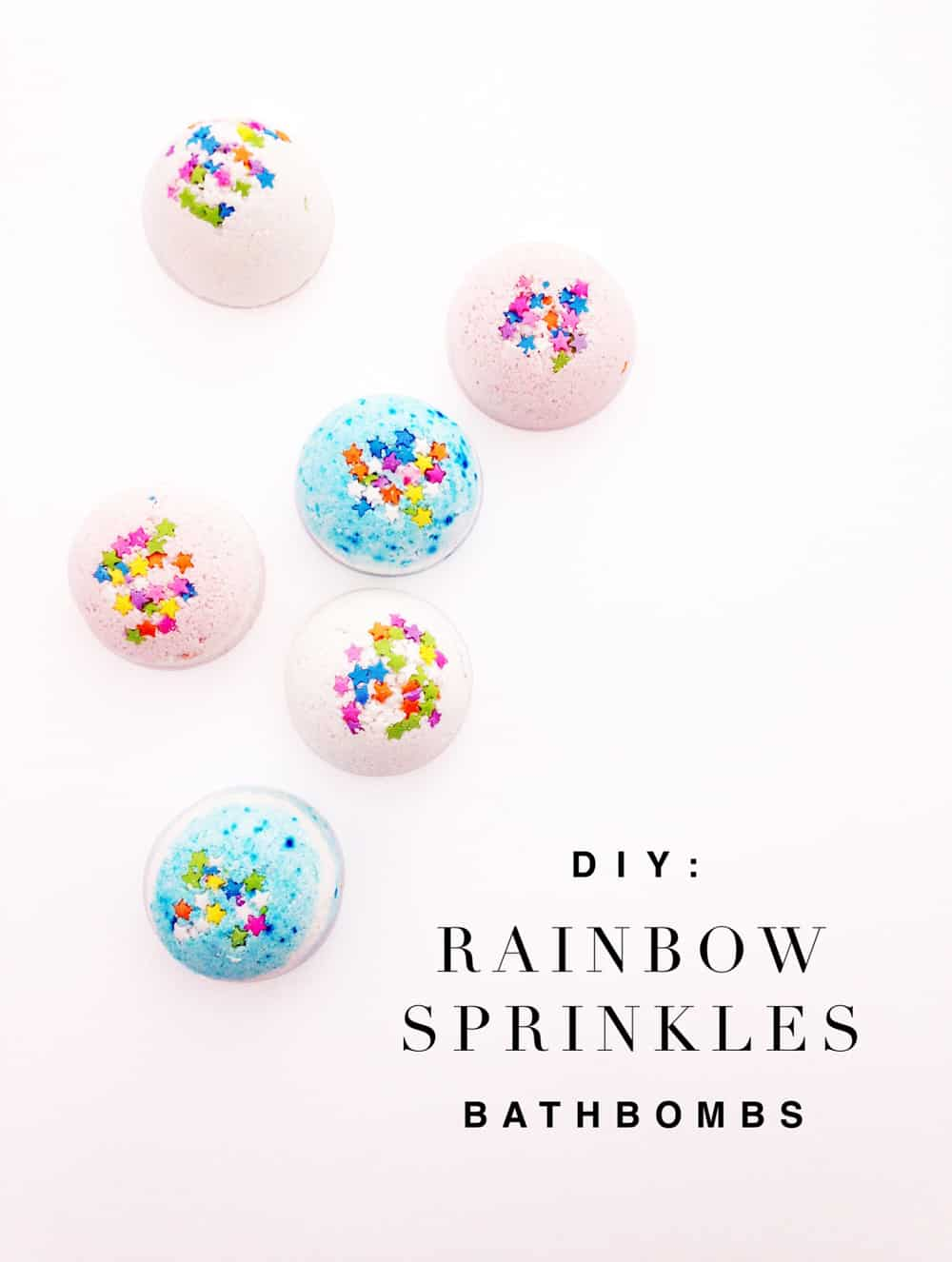 An easy tutorial that show you how to make DIY Bath bombs