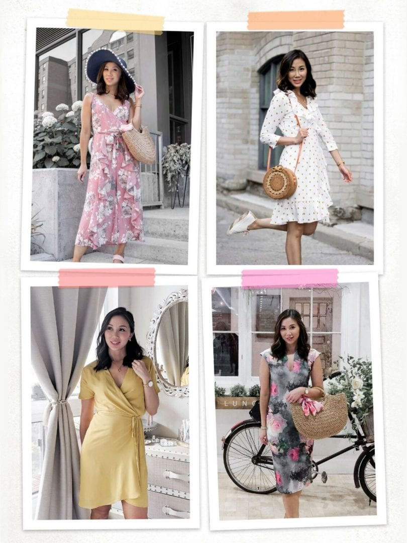 A list of the the best places for where to buy summer dresses online - by Eileen Lazazzera of YesMissy