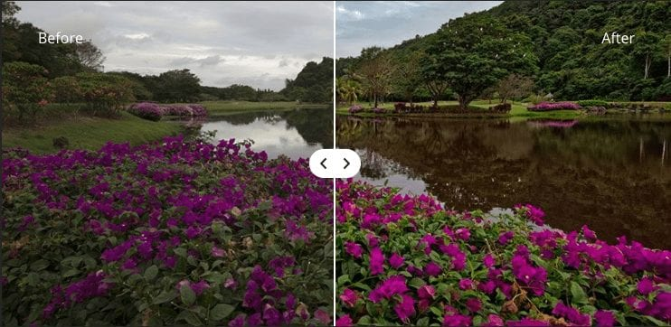 Enhancing your instagram phtoos with apps - Photolemur is a one step app that enhances your photo