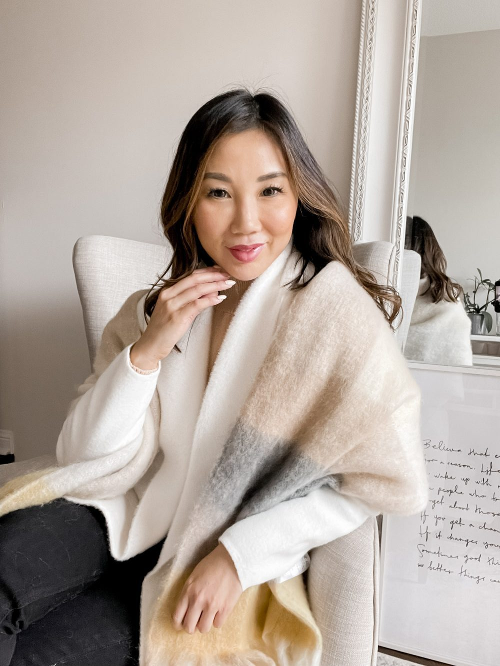 A coatigan is part coat, part cardigan and all cozy! It's the perfect wardrobe essential for fall layering! More fall style tips on yesmissy.com