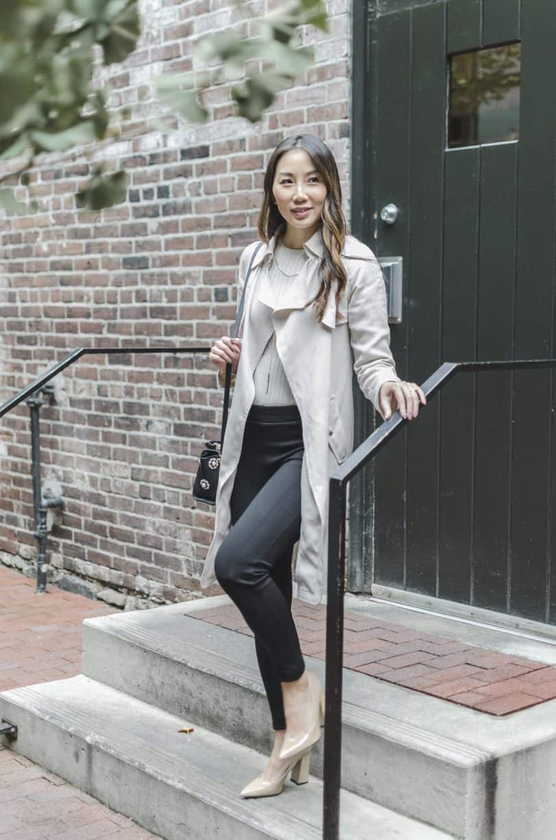 Streetstyle in Vancouver, fashion blogger YesMissy