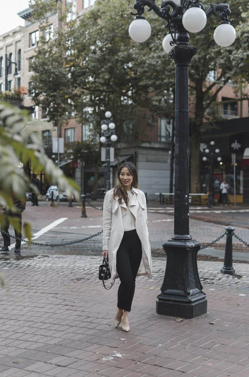 Streetstyle in Gastown, Vancouver, BC