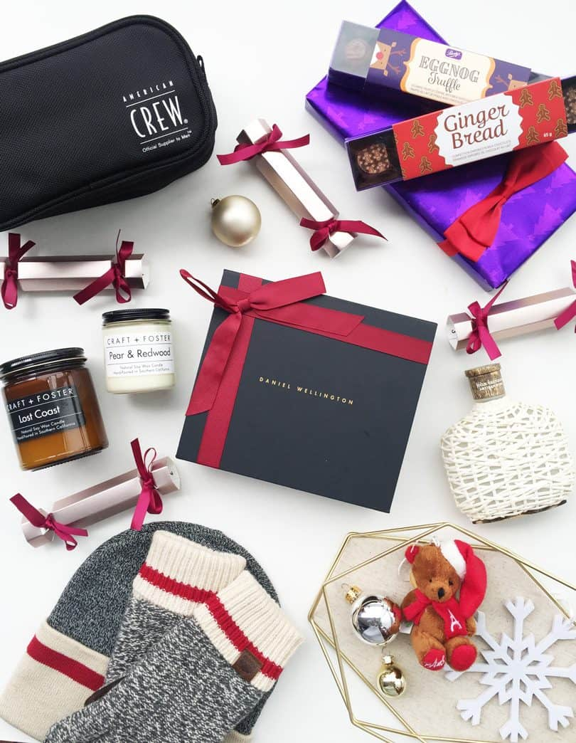 Gift ideas for all the guys in your life