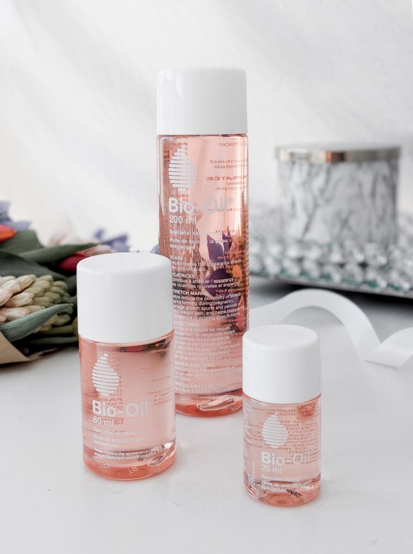 Beauty Review of Bio-Oil Skincare Oil by Lifestyle Blogger Eileen Lazazzera of YesMissy