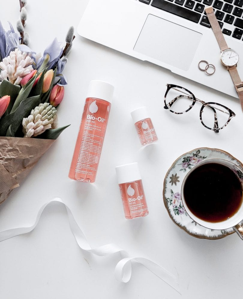 Bio-Oil Skincare Oil Benefits, Uses and Review by Lifestyle Blogger Eileen Lazazzera of YesMissy