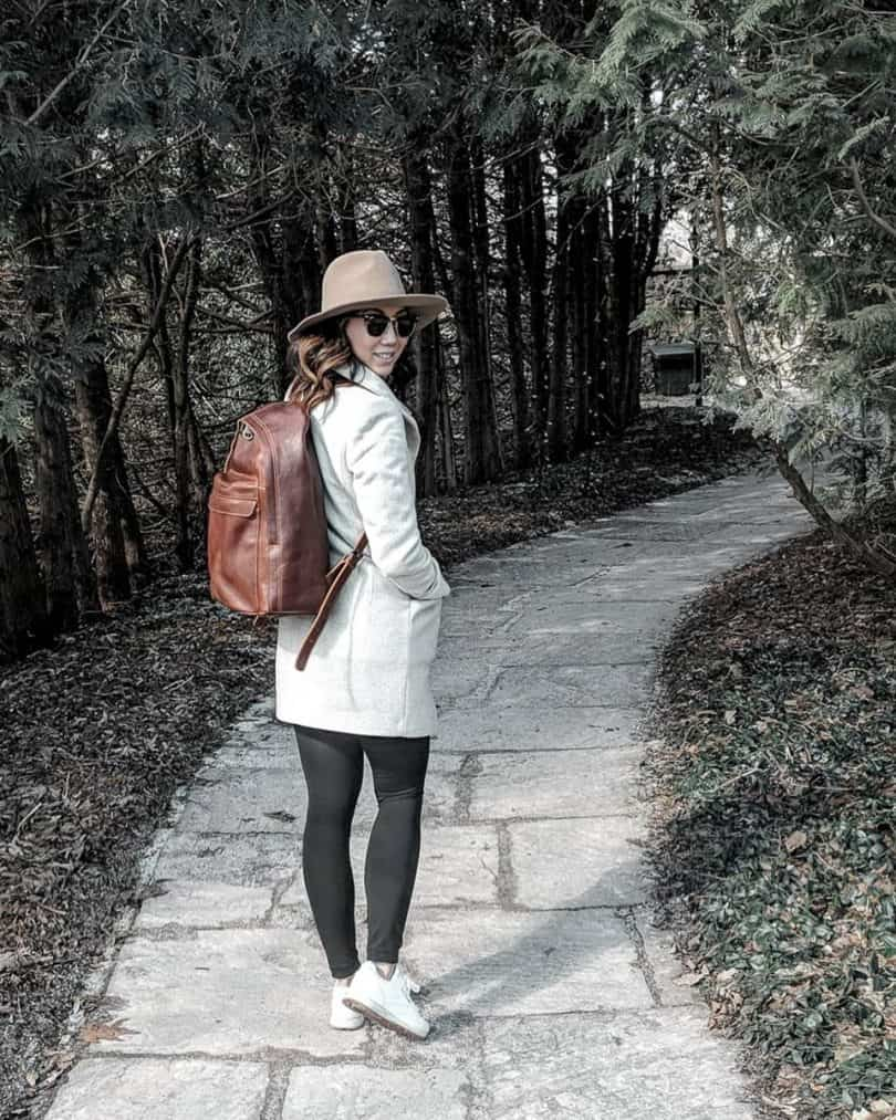 Ready for adventure with my Cananu backpack...more at yesmissy.com