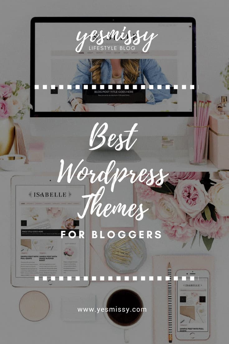 beautiful themes for lifestyle and fashion bloggers. Show off your content and attract visitors with wordpress themes...