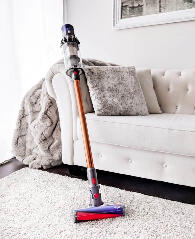The Dyson Cyclone V10 Absolute cordless vacuum cleaner is designed to be as powerful a plug-in model - does it live up to the hype?