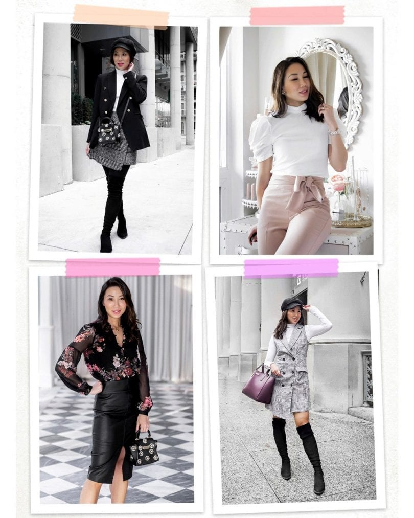 Office outfit inspirations - workwear looks