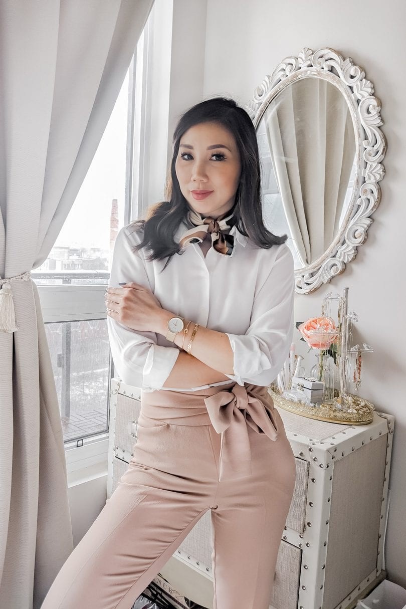 Lifestyle blogger Eileen Lazazzera of Yes Missy shares her review on Scandinavian watch brand Nordgreen Watches