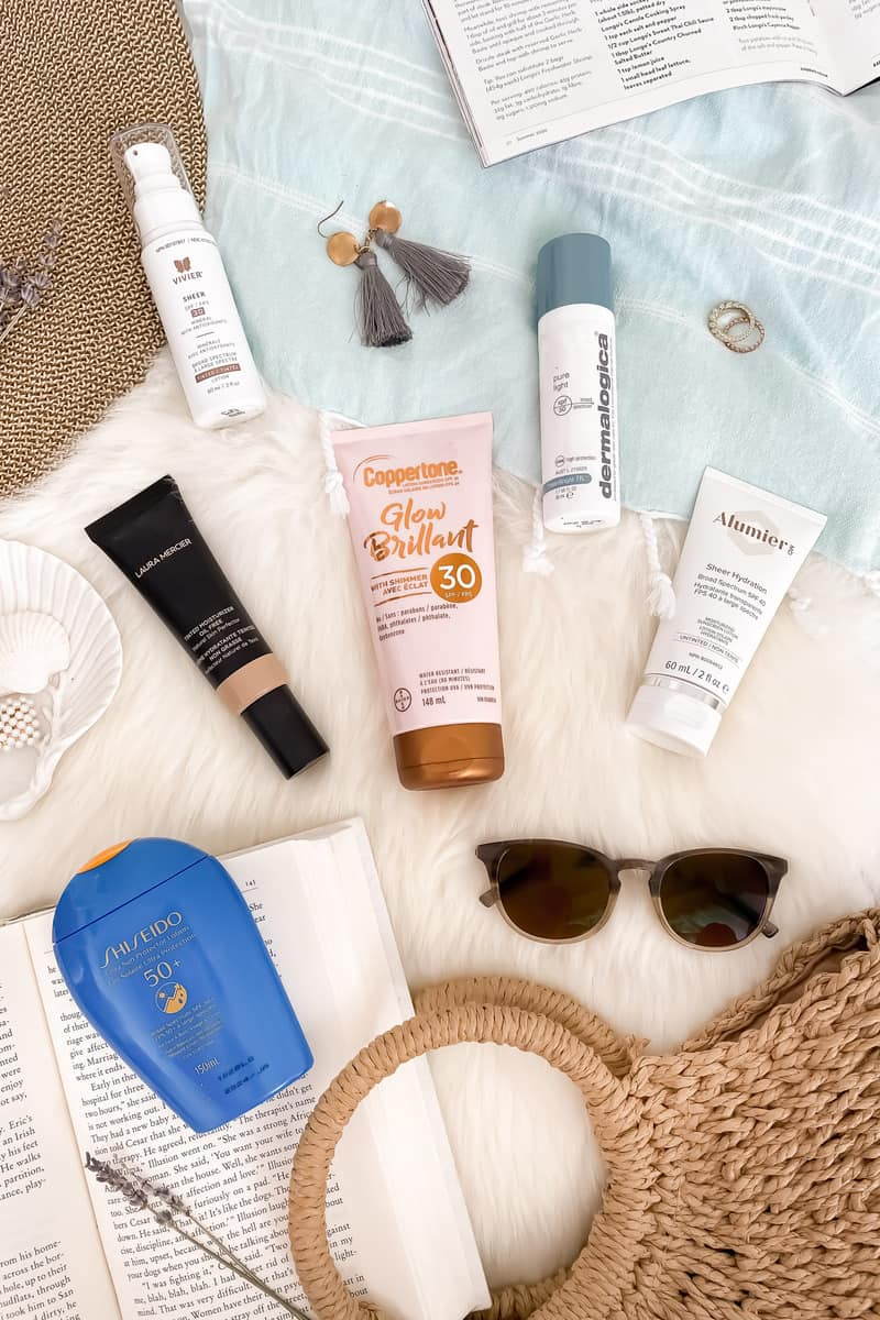 A roundup of the best sunscreens for face depending on your skintype: oily, acne prone, dry, sensitive, we've got you covered! Favourites from Shiseido, Dermalogica, Laura Mercier and more..