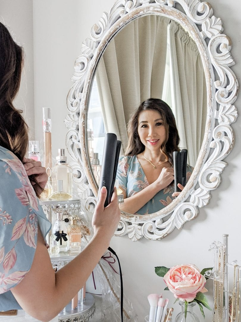 Tips on how to keep your hair curled for longer by Canadian lifestyle blogger Eileen Lazazzera of YesMissy.com
