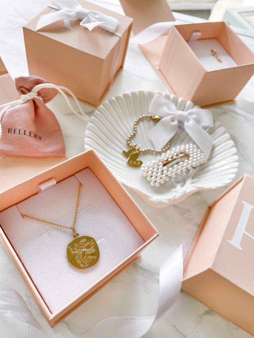 Rellery Review - quality jewelry made with precious metals and made to last with a tarnish free gaurantee