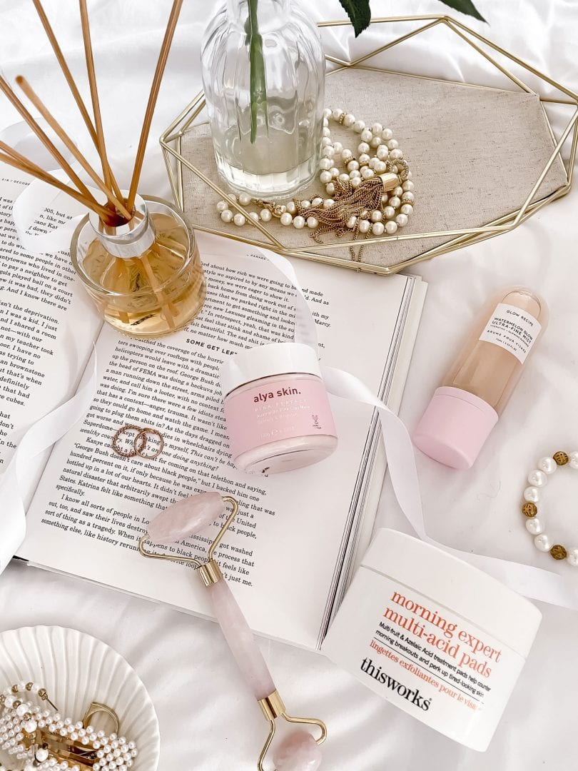 Skincare products to help you achieve more radiant and glowing skin.