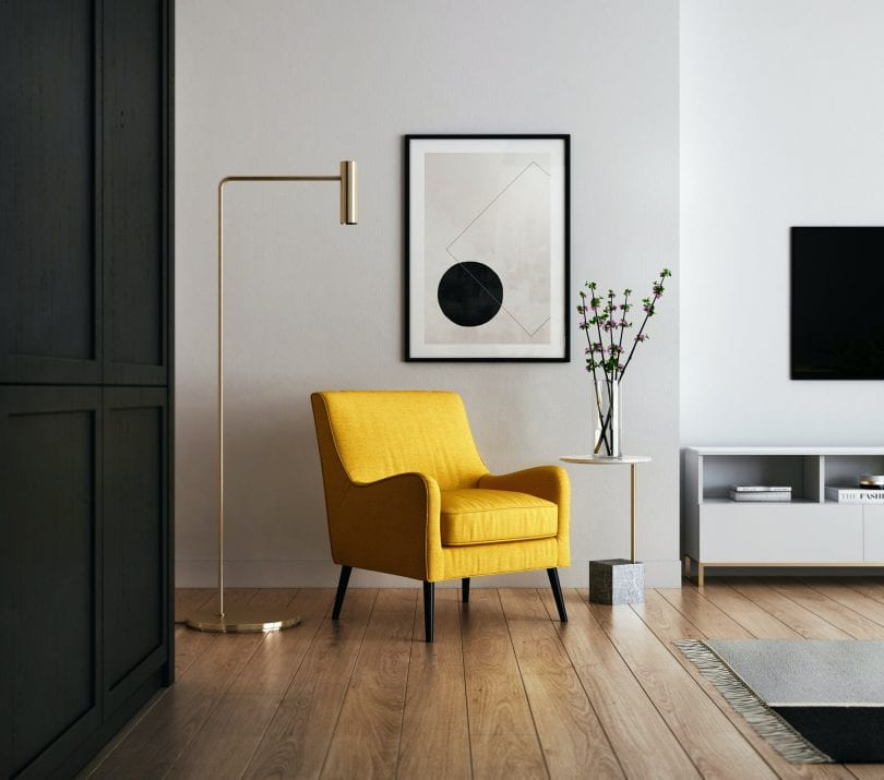 Tip #3  - consider your existing decor when it comes to choosing wall art for your home. Colors, style and theme all matter to create a cohesive looking room.