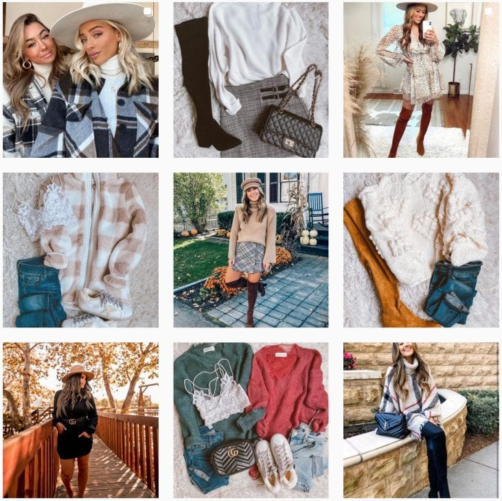 Shopping for fall dresses? Goodnight Macaroon is a great place to shop for affordable, cute fall dresses and clothing!