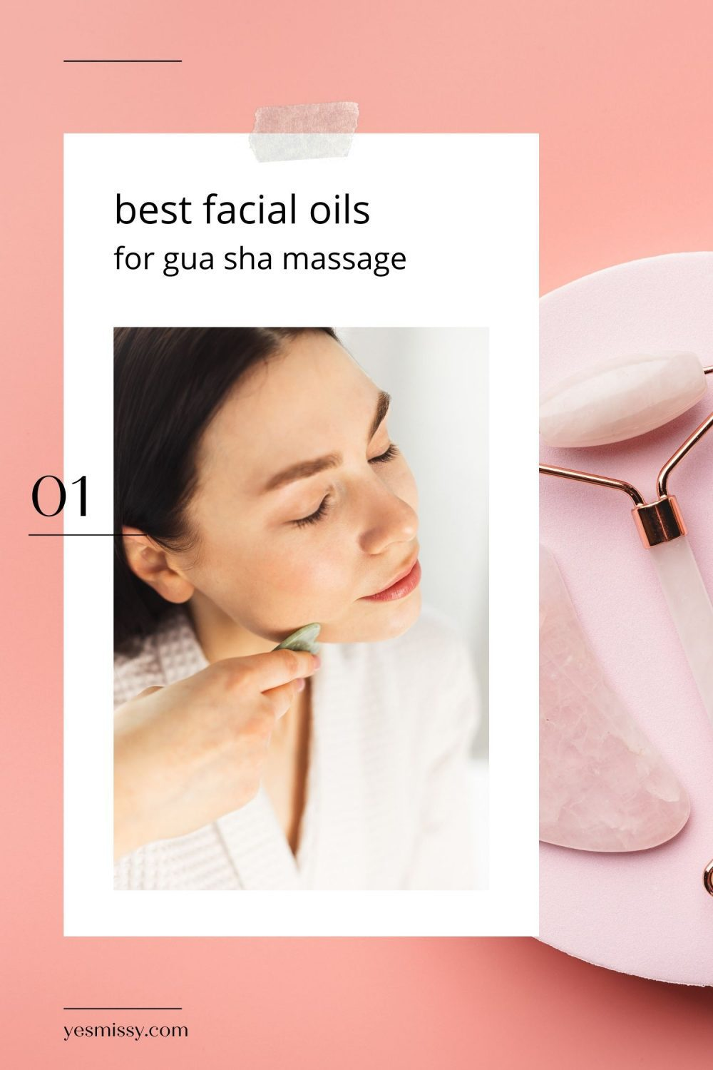 Using the right facial oils for your skin can help enhance your gua sha routine. Find out which facial oils are best for you skin type.