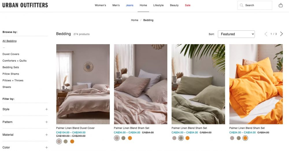 Urban Outfitters has a great selection of trendy modern decor to update your home.